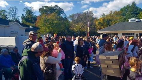 Halloween fun at the Fair Haven Firehouse Photo/Susan Sorensen