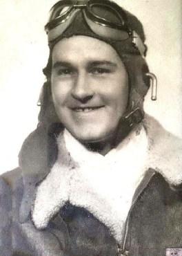 U.S. Army Sgt. Ken Curchin, pilot in WW II Photo/Curchin family