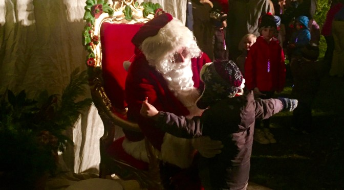 The R-FH Area Weekend: Santa Comes to Rumson, Fair Haven