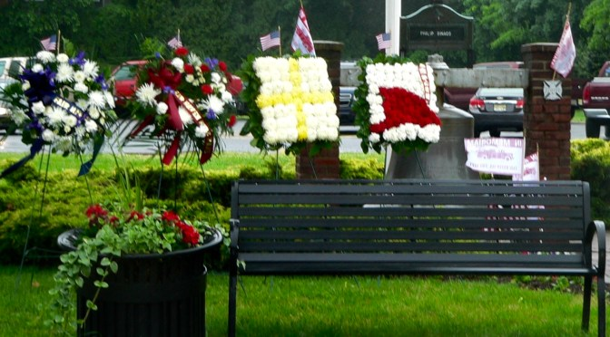 Focus: Signs of Memorial Day Remembrance in Fair Haven