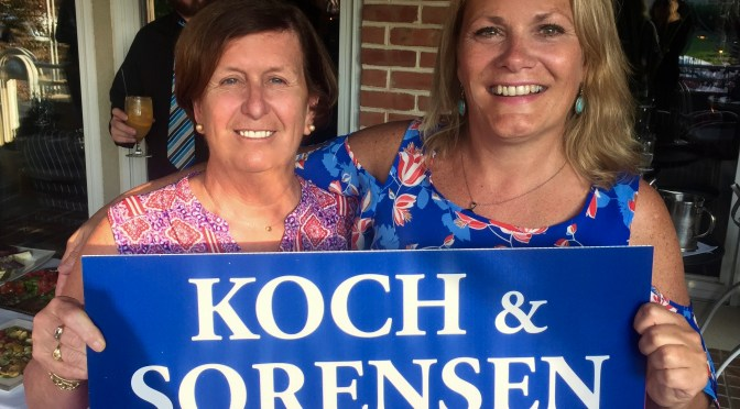 Election Time: Q&A with Sorensen & Koch, Fair Haven GOP Borough Council Candidates