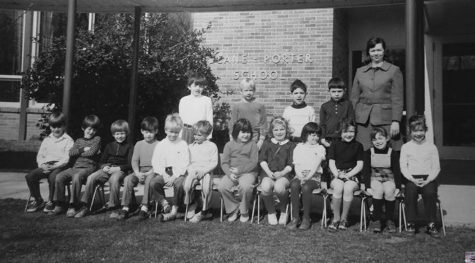 Retro Rumson Class Picture Time