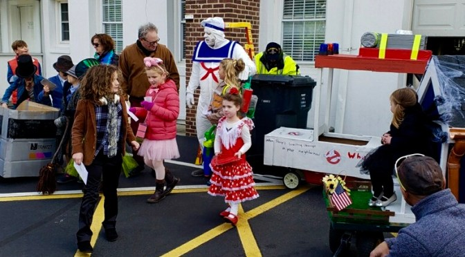Focus: Fair Haven Halloween Parading 2018