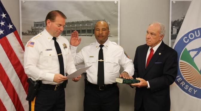 Scene Around: Former Fair Haven Police Chief Sworn in as County Undersheriff