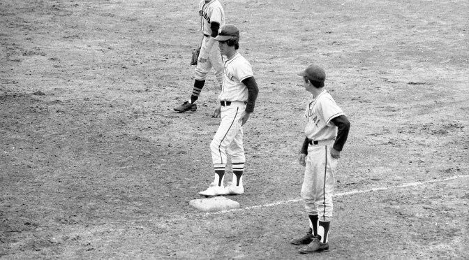 Retro RFH Socially Distant Baseball Times