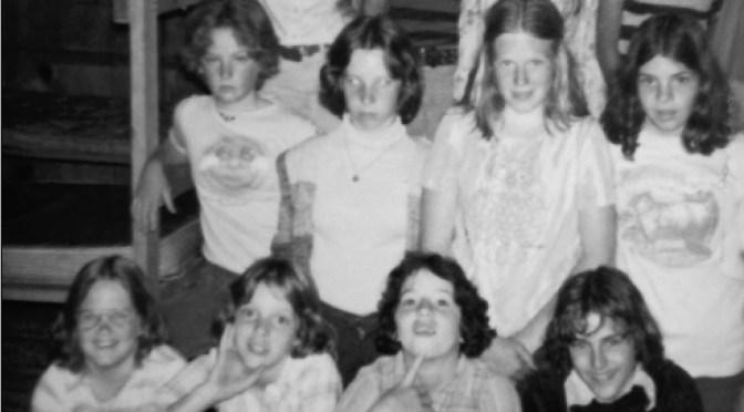 Retro Gaggle of Stokes Girls