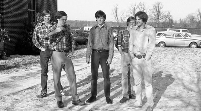 Retro RFH Dudes' Snow-Capped Pow-Wow