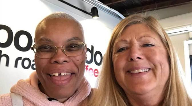 Hometown Gem: Fair Haven Barista & Friend, Trudi Williams