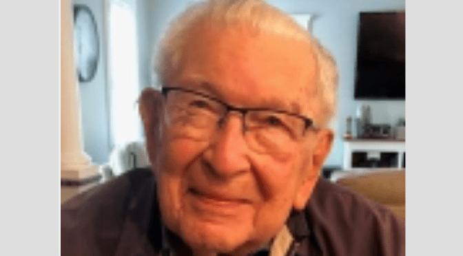 In Memorium: Fair Havenite Luis Ortiz, WW II & Korean War Vet, 99