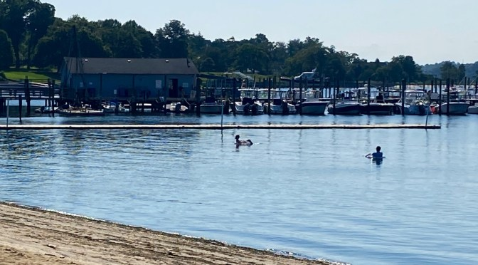 Simple Summer: Tubing on the Navesink