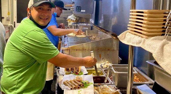 Living The Dream: Going Home with Chef Arturo Balderas' Dos Banditos