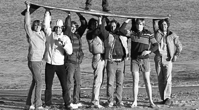 Retro RFH Dudes' Surf into Spring