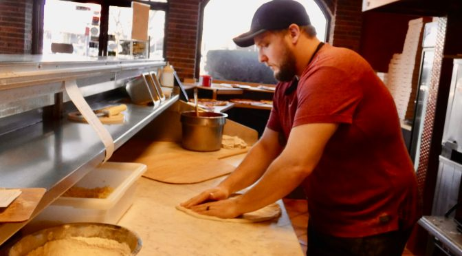 Living the Dream: Umberto's Anthony Fabbri's Pizza Passion & New 'Amici' Place