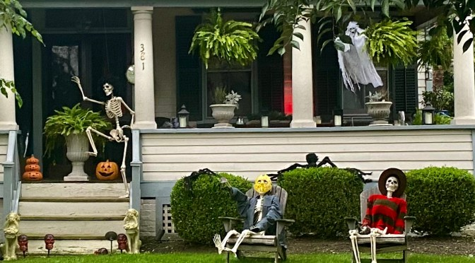 Focus: Halloweening Tricks & Weather Treats