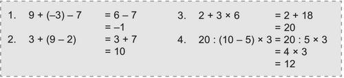 contoh operasi hitung matematika kelas 5 sd