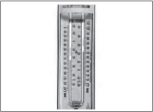 termometer minmum maksimum