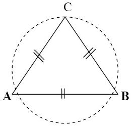 4.Simetri Putar Segi Tiga Sama Sisi