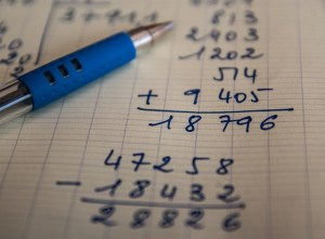 Matematika : 30 Soal Penjumlahan, Pengurangan, Perkalian, Pembagian