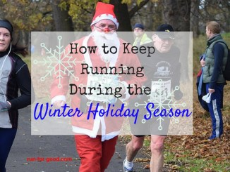 running during holidays