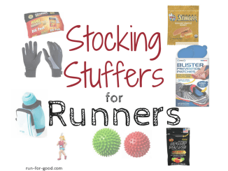 stocking stuffers for runners