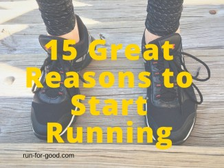 reasons to start running