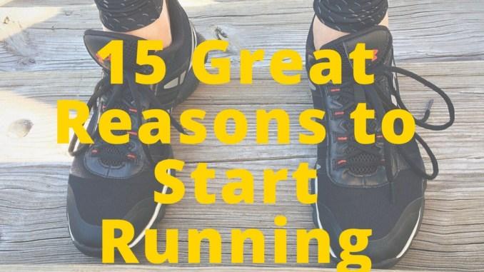 reasons to start running