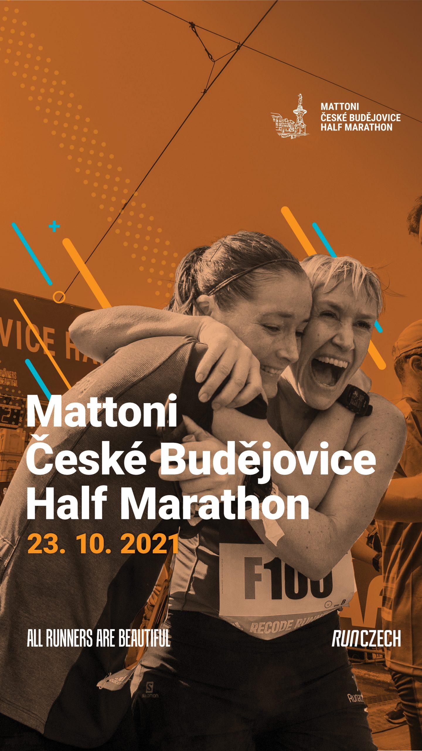 Zapoj se do soutěže a vyhraj startovné na závod RunCzech v Českých Budějovicích!