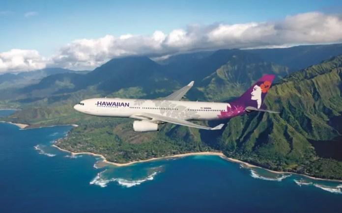 ハワイアン 航空 アライアンス