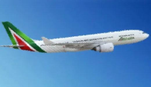 「ANA」と「アリタリア航空」がマイレージ提携開始\(^o^)/