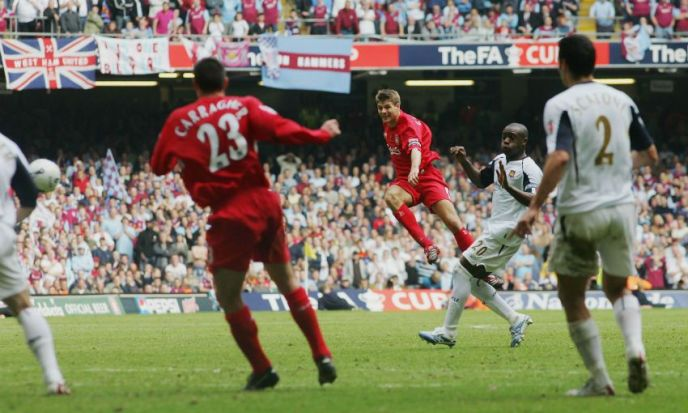 """For all Liverpool supporters, this is one of those """"I remember where I was moments"""""""