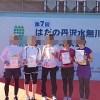 アラフォー女子初マラソン5キロのタイムは?6ヶ月週1ランニングの成果