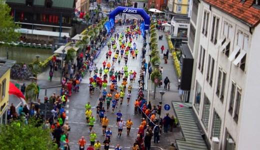フルマラソンで初心者がリタイヤせず完走するための、距離ごとの走り方