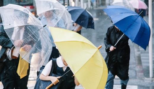 雨の日はどう走ればいいの?快適に走るために気をつけたいこと