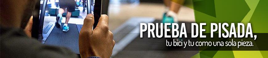 Clínica - Prueba de Pisada - run4you.mx