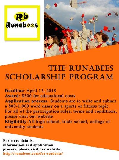 runabees-scholarship