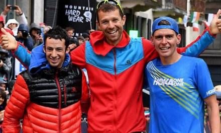 D'Haene et Walmsley explosent tout sur marathon