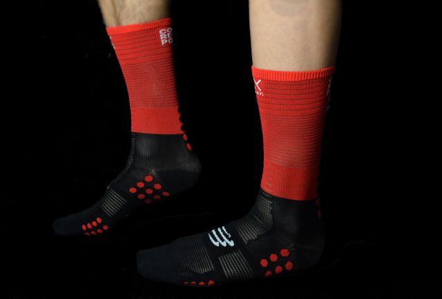 mid socks compressport