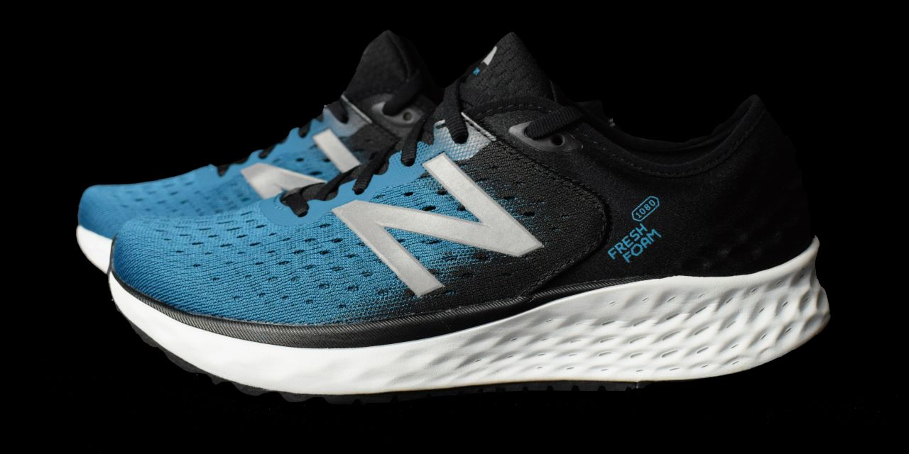 Test New Balance 1080 V9, chaussures running haut de gamme pour vous accompagner sur les longues distances.