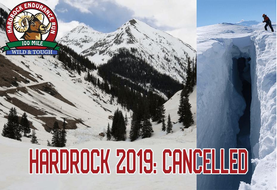 HardRock 100, la course de l'année est annulée.