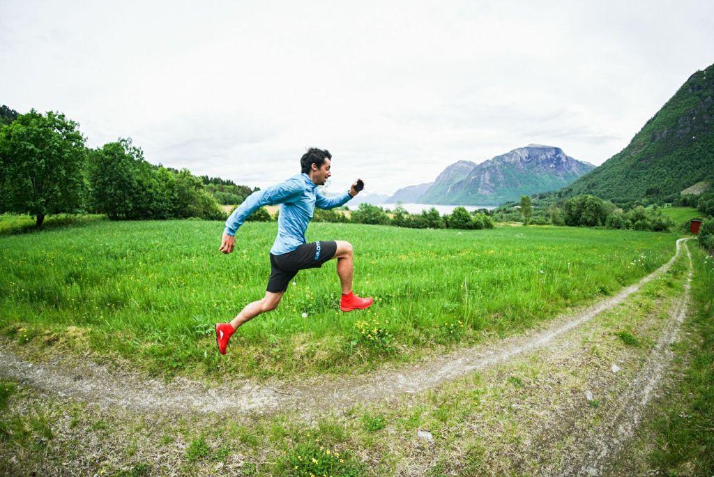 kilian jornet semi marathon