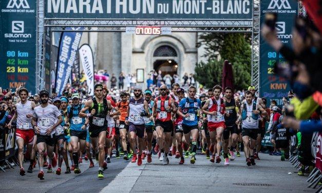 Marathon du Mont-Blanc 2019, une course de folie en perspective pour ce week-end!