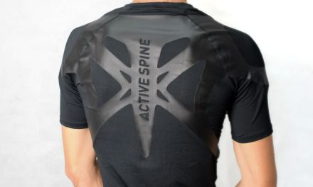 Test T-shirt Odlo Active Spine: améliorer notre posture pour une meilleure oxygénation de nos muscles.