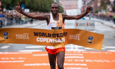 Record du monde du semi-marathon pour Kamworor : 58'01» !