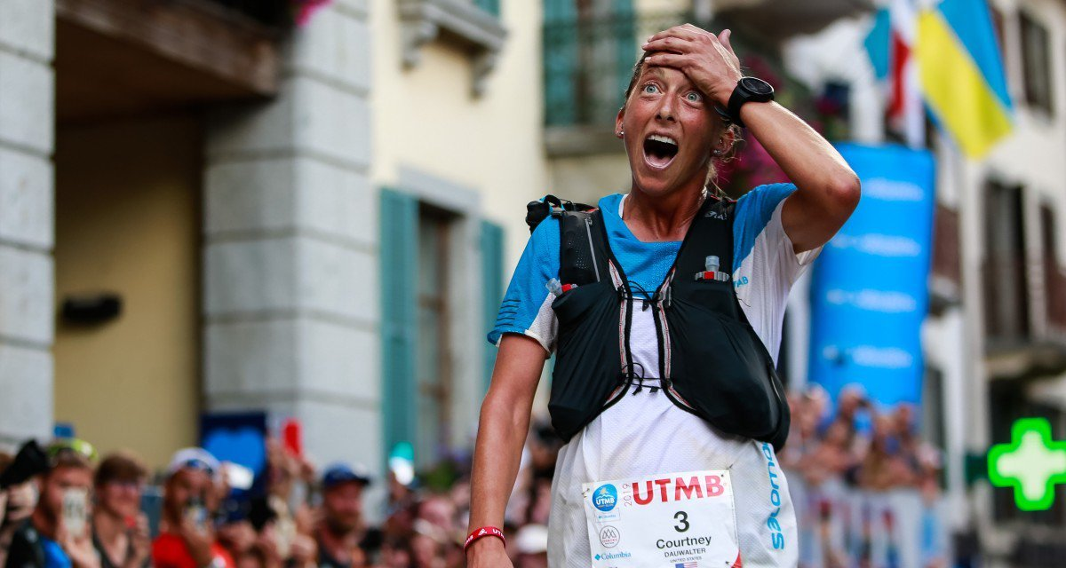 The Ultra addict, Courntey Dauwalter nous livre ses impressions durant la Tahoe 200!