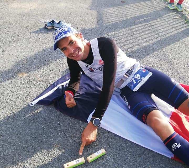 Championnats du monde des 24h, nouveau record de France pour Erik Clavery, et record du monde pour Camille herron!
