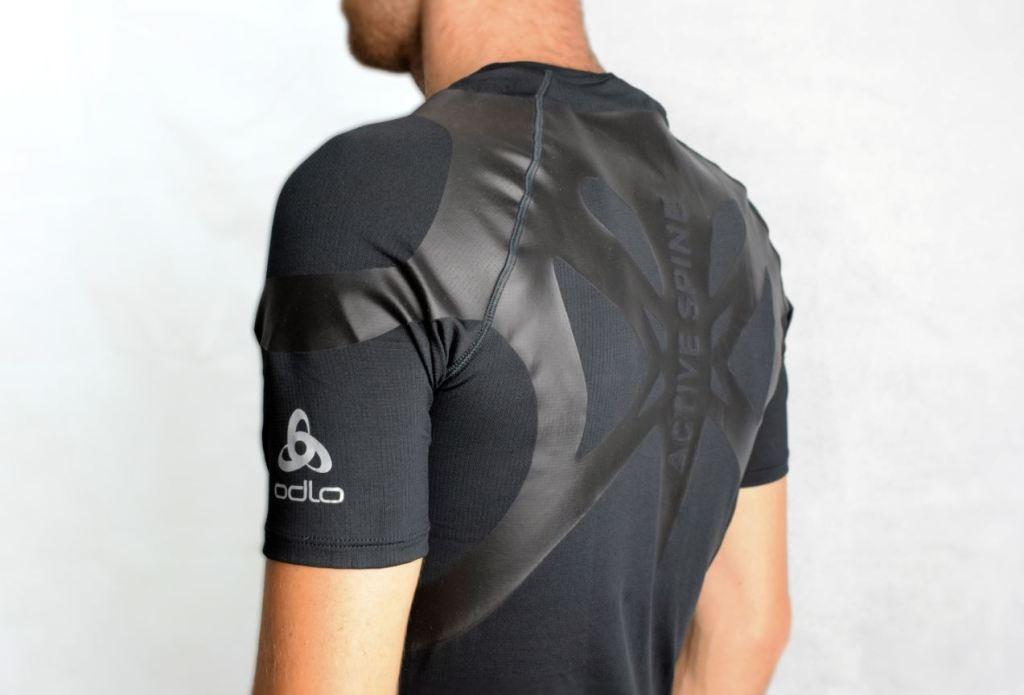 t shirt odlo active spine
