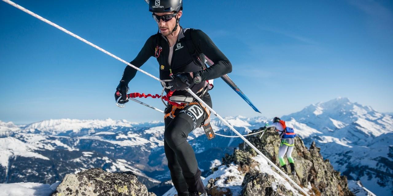 Kilian Jornet en balade sur les sommets Norvégiens, impressionnant ou inconscient? À vous de juger