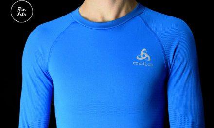 Test Odlo T-shirt technique à manches longues Ceramiwarm.