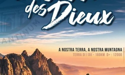 Salomon, nouveau partenaire de l'ultra Trail en Corse «La Terre des dieux»