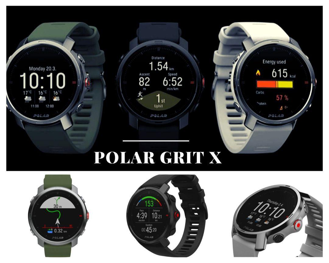 Polar grit x présentation